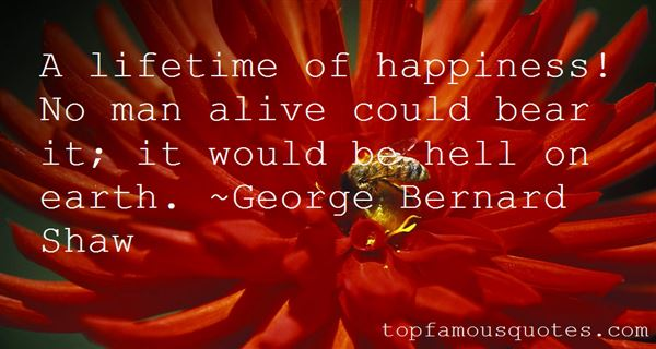 Quotes About Lifetime Happiness