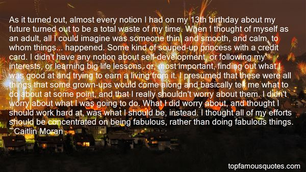 Quotes About Living Once