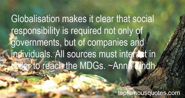 Quotes About Mdgs