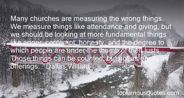 Quotes About Measuring Things