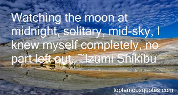 Quotes About Midnight Sky