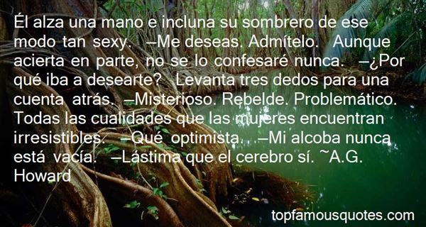 Quotes About Misterio