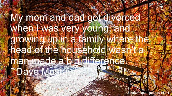 Quotes About Mom And Dad Divorce