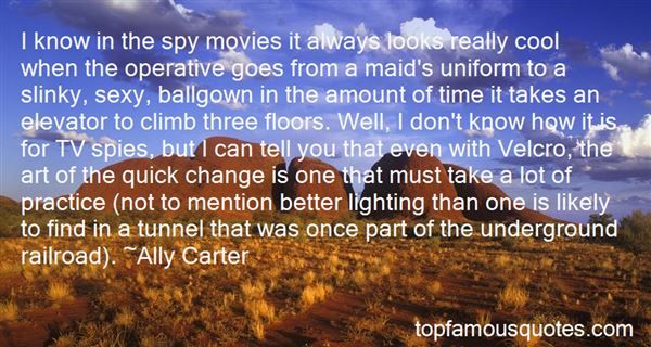Quotes About Movie Spies