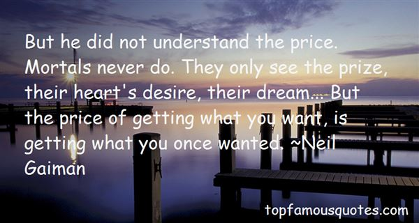 Quotes About Not Getting What You Want