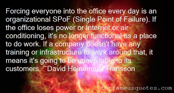 Quotes About Organizational Power