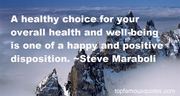 Quotes About Overall Health