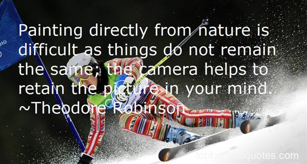 Quotes About Painting A Picture