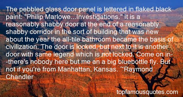 Quotes About Philip Marlowe
