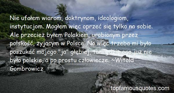 Quotes About Polskie