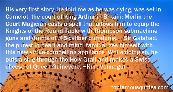 Quotes About Queen Guinevere