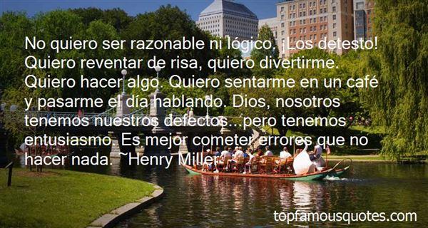 Quotes About Quiero