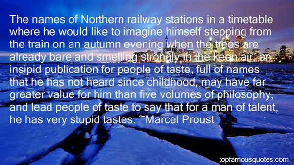 Quotes About Railway Stations