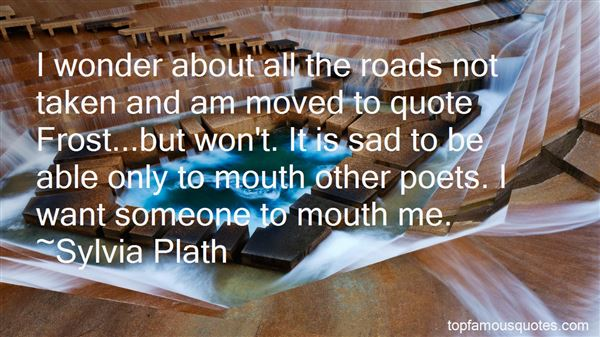 Quotes About Road Not Taken