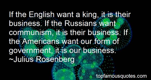 Quotes About Russian Government