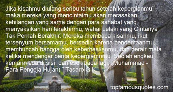 Quotes About Sahm