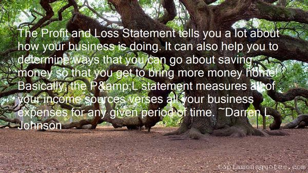 Quotes About Saving Money In Business