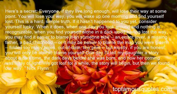Quotes About Secret Lover