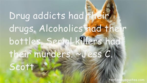 Quotes About Serial Killers