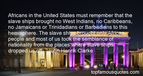 Quotes About Slave Ships