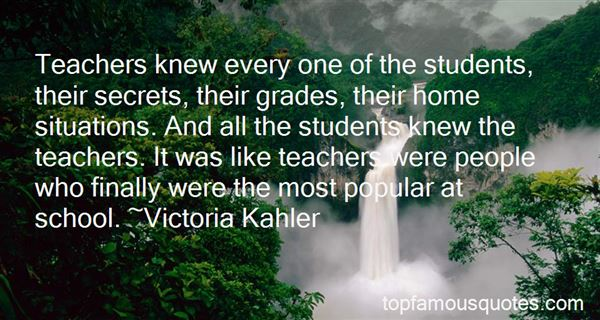 Quotes About Students And Teachers
