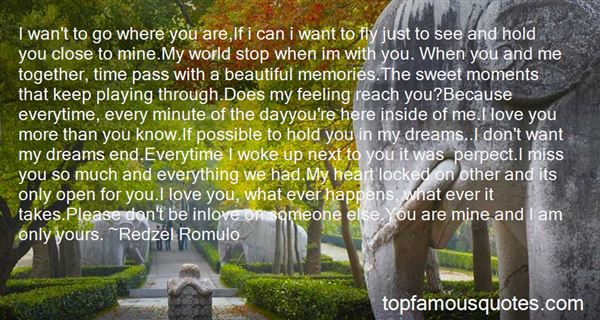 Quotes About Sweet Dreams Love