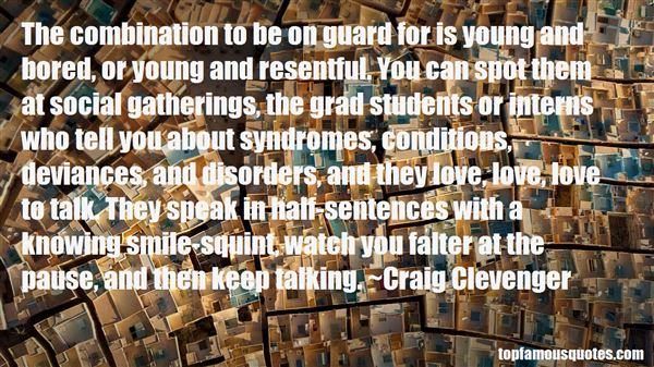 Quotes About Syndromes