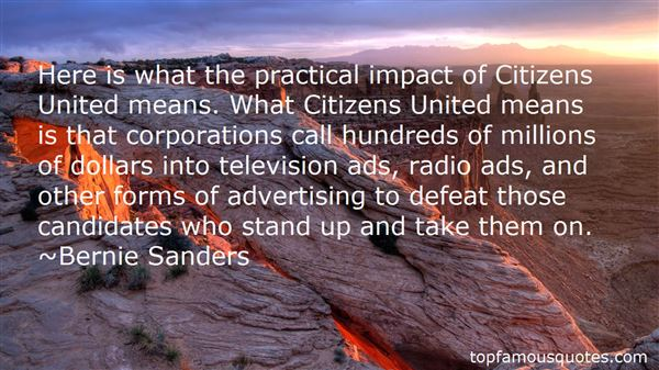 Quotes About Television Advertising