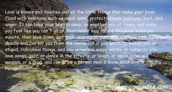 Quotes About The Little Things That Make You Smile