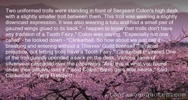 Quotes About Tooth Fairy