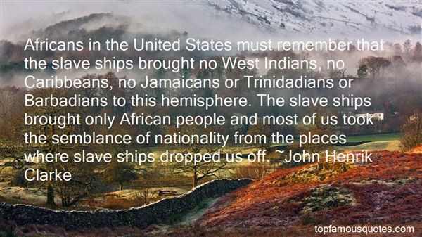 Quotes About Trinidadians