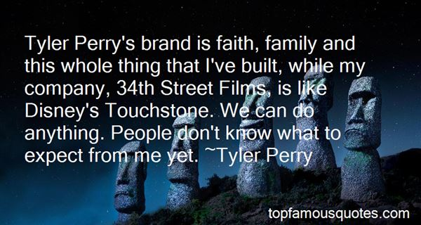 Quotes About Tyler Perry