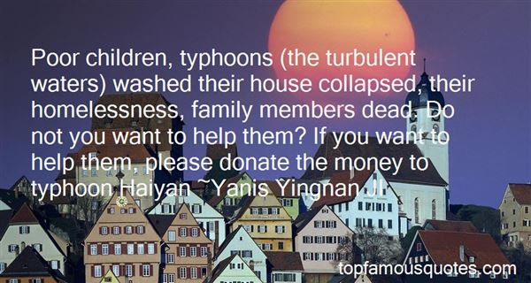 Quotes About Typhoon Haiyan