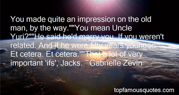 Quotes About Uncle Jack