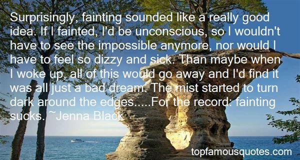 Quotes About Unconscious