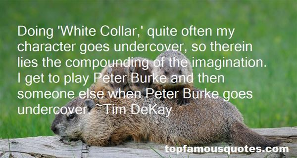Quotes About Undercover