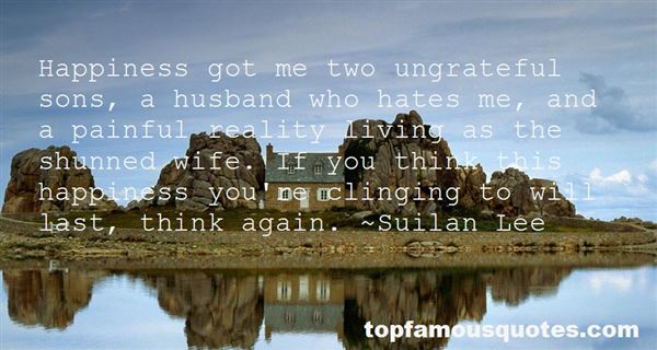 Quotes About Ungrateful Husband