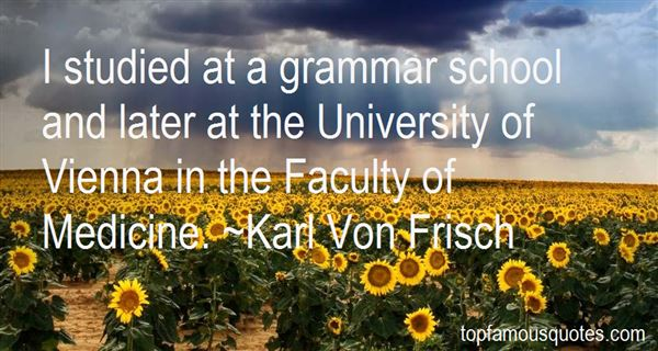 Quotes About University Faculty