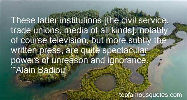 Quotes About Unreason