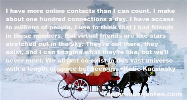Quotes About Virtual Friends