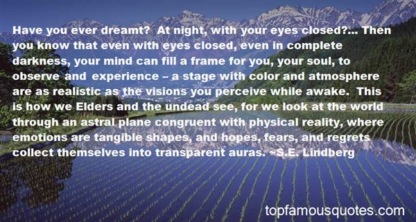 Quotes About Your Eyes Closed