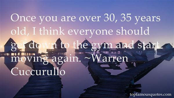 Quotes About 30 Years Old