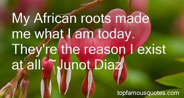 Quotes About African Roots