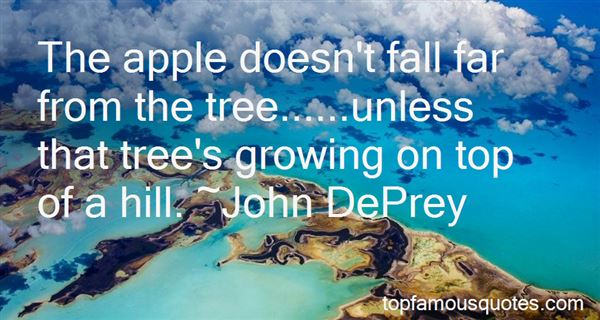 Quotes About Apple Tree