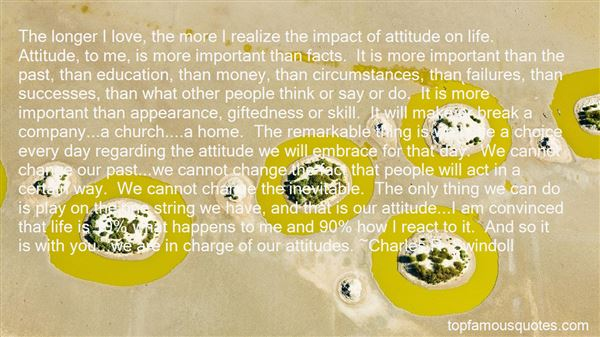 Quotes About Attitude 90