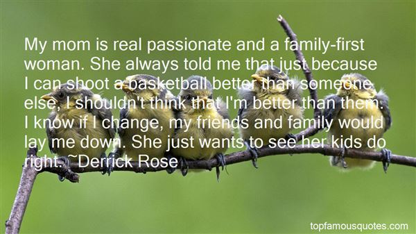 Quotes About Basketball Family