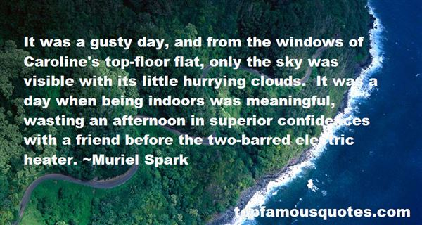 Quotes About Being Indoors