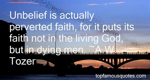 Quotes About Belief In God