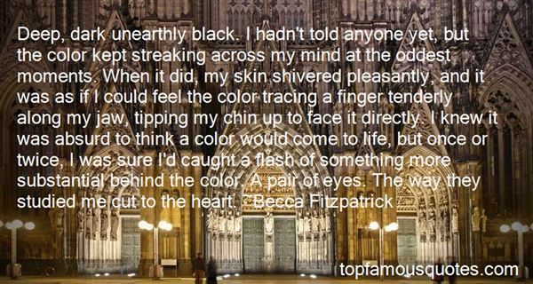 Quotes About Black Skin Color