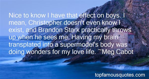 Quotes About Brandon Stark